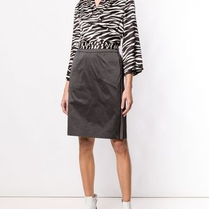 NWT Luisa Cerano | silky pencil skirt